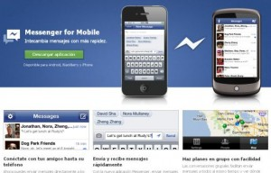 Facebook Messenger  Android BlackBerry  iPhone