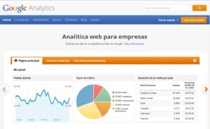 analytics y webmastertools